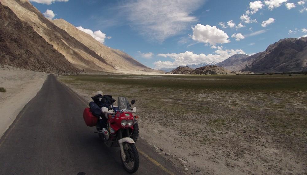 Camino a la aventura